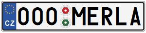 SPZ 000 MERLA