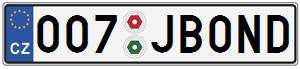 SPZ 007 JB0ND
