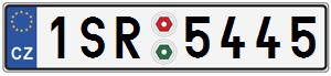 SPZ 1SR 5445