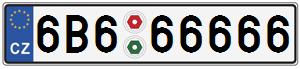 SPZ 6B666666