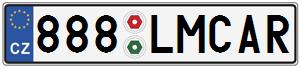 SPZ 888 LMCAR