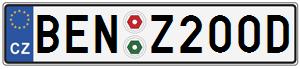 SPZ BEN Z200D
