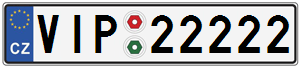 SPZ VIP22222