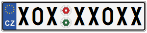 SPZ X0X XX0XX